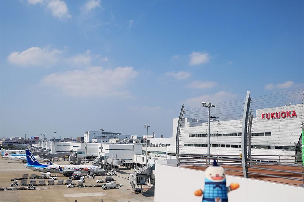 福岡空港」は福岡の魅力をぎゅっと凝縮!グルメやスイーツ、お土産を ...